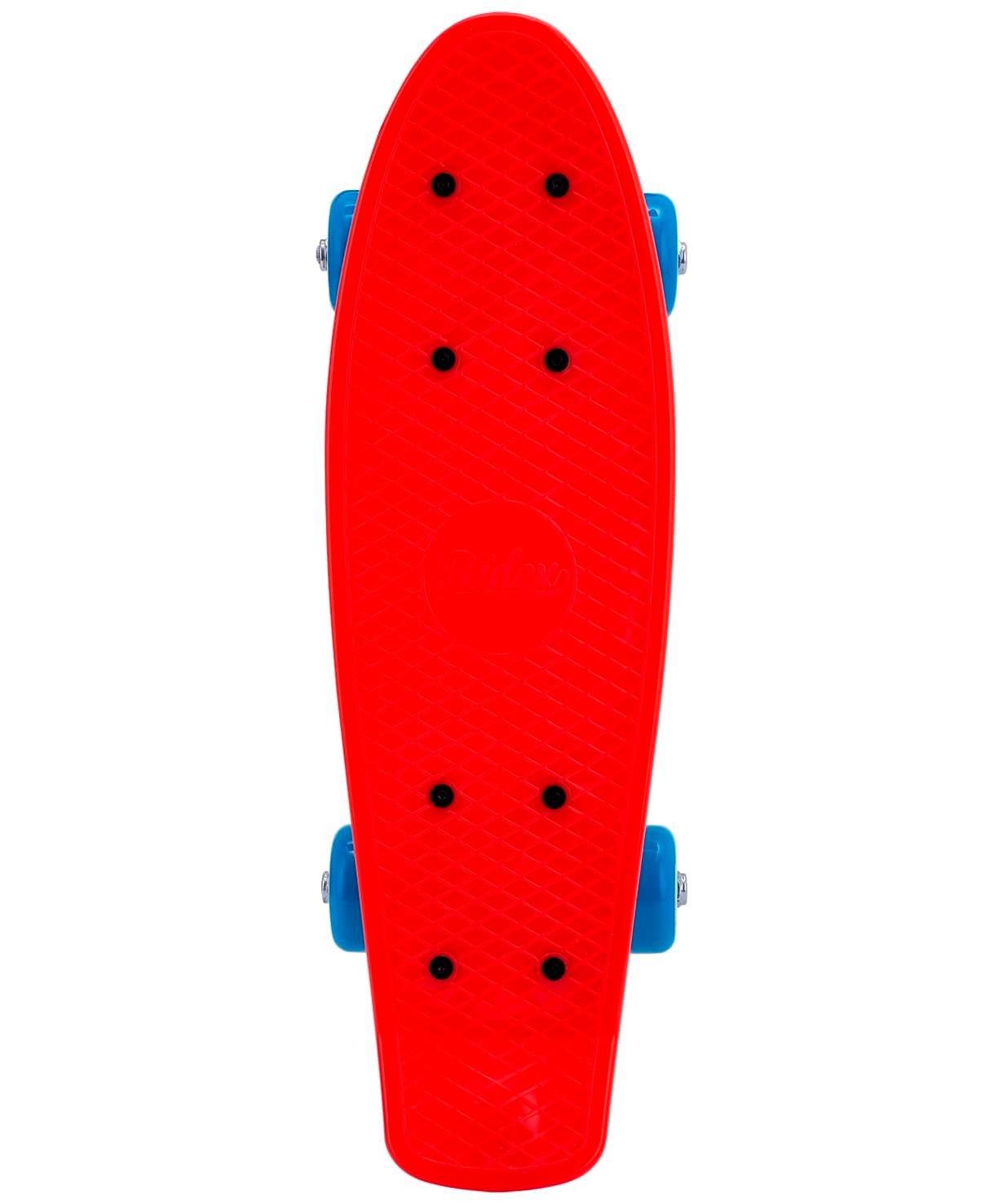 "Круизер пластиковый Popsicle 17""x5"""