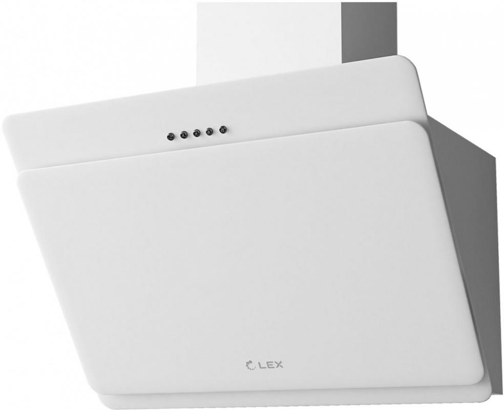 Вытяжка LEX Luka 600 белый