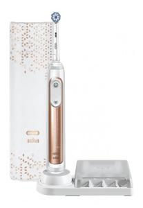 Электрическая зубная щетка Oral-B Genius X 20000N Sensi D706.515.6X золотистый