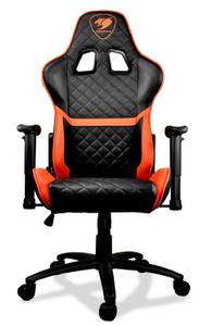 Кресло игровое Cougar Armor One черный