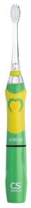 Электрическая зубная щетка CS Medica SonicPulsar CS-562 Junior зеленый