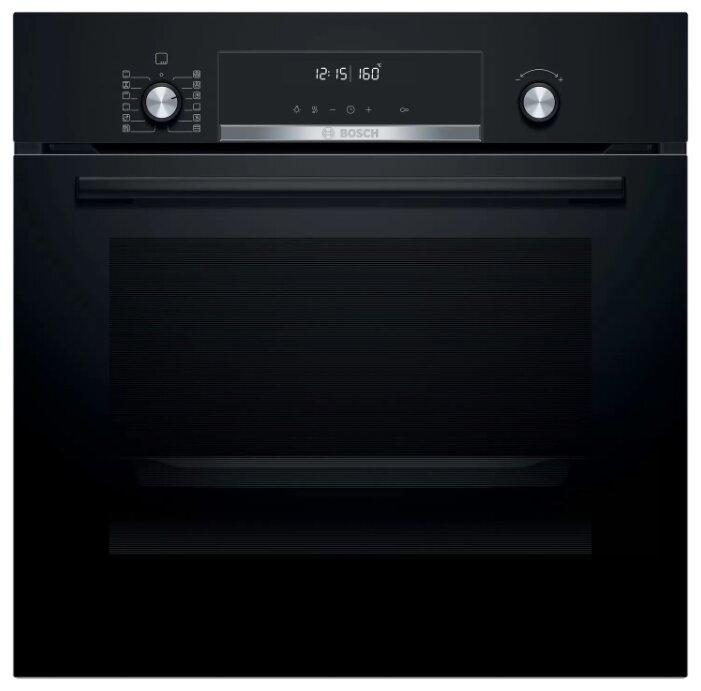 Духовой шкаф Bosch HBJ577EB0R черный