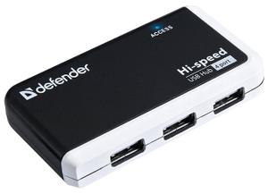 USB хаб Defender Quadro Infix (83504)