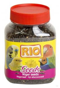 "RIO / Лакомство для птиц ""Абиссинский нуг"" 250 гр."