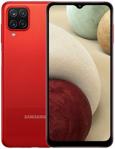 Смартфон Samsung Galaxy A12 32 Гб красный