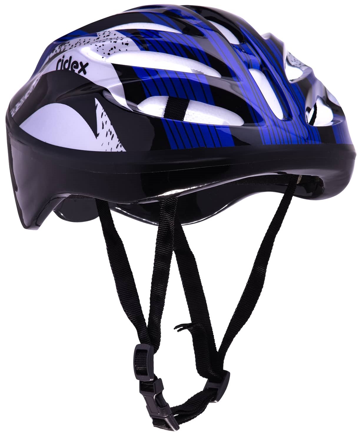 Шлем защитный Cyclone, синий/черный
