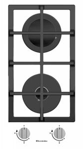 Газовая варочная панель Electronicsdeluxe GG2400215F белый