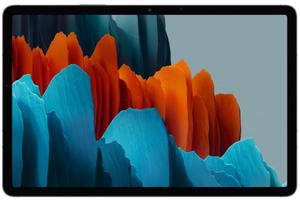 "Планшет Samsung Galaxy Tab S7+ 12.4"" 128 Гб серебряный"