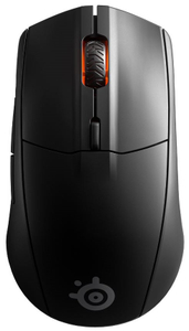 Мышь беспроводная SteelSeries Rival 3 черный