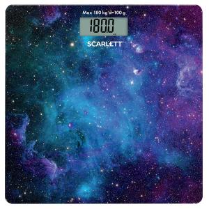 Весы напольные Scarlett SC-BS33E046
