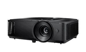 Проектор Optoma DW318e (DLP, WXGA 1280x800, 3700Lm, 20000:1, HDMI, 1x10W speaker, 3D Ready, lamp 15000hrs, Black, 3.0kg), ограниченная гарантия