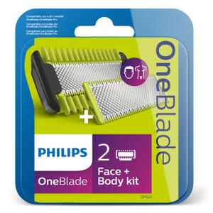 Сменное лезвие Philips QP620/50 (+ насадка для тела)