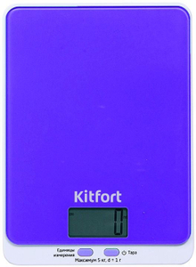 Весы кухонные Kitfort КТ-803-6