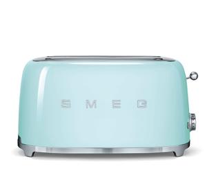 Тостер SMEG TSF01 PGEU зеленый