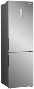 Холодильник Sharp SJB350XSIX серебристый