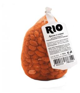 """RIO / Лакомство для подкармливания и привлечения птиц """"Арахис в сетке"""""""