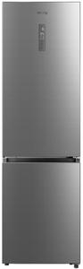 Холодильник Korting KNFC 62029 X серебристый