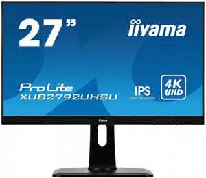 "Монитор Iiyama [XUB2792UHSU-B1] 27"" черный"