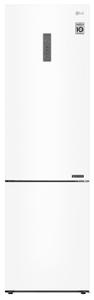 Холодильник LG GA-B509CQWL белый