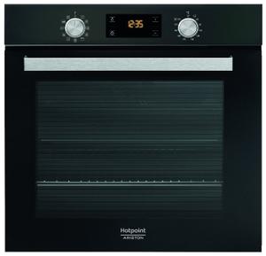Духовой шкаф Hotpoint-Ariston FA5 841 JH BL HA чёрный