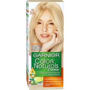Краска для волос Color Naturals №10 Белое солнце Garnier