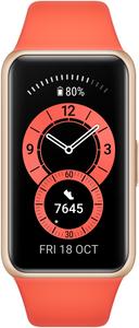 Фитнес-браслет Huawei Band 6 оранжевый