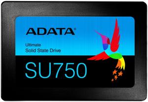Накопитель SSD ADATA SU750 [ASU750SS-512GT-C] 512 ГБ
