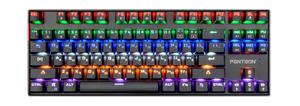 Клавиатура проводная JETACCESS Panteon T4 черный