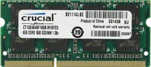 Оперативная память Crucial CT102464BF160B 8 Гб DDR3