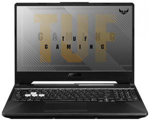 Ноутбук игровой Asus TUF Gaming F15 FX506LI-HN081 (90NR03T1-M01690) серый