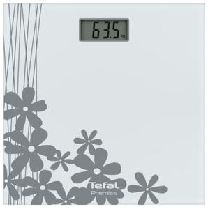 Весы напольные Tefal PP1070 Premiss Flower White белый