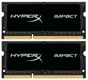 Оперативная память HyperX Impact [HX321LS11IB2K2/16] 16 Гб DDR3