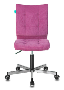 Кресло офисное Бюрократ CH-330M розовый