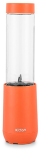 Блендер стационарный Kitfort KT-3014-3 Shake & Take оранжевый