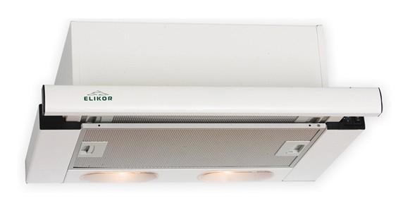 Вытяжка ELIKOR Интегра 50П-400-В2Л белый