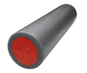 Спортивный валик Yamaguchi Fit Roller (серо-красный)