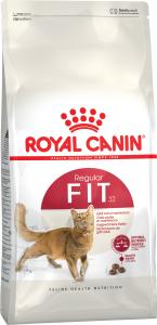 Royal Canin Fit 32 сухой корм для кошек, имеющих доступ на улицу, 2 кг