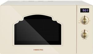 Микроволновая печь HIBERG VM-4285 YR бежевый