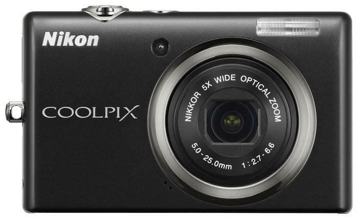 """Nikon CoolPix S570 <Black> (12.0Mpx, 28-140mm, 5x, F2.7-6.6, JPG, 47Mb + 0Mb SDHC, 2.7"""", USB2.0, AV, Li-Ion), после ремонта"""