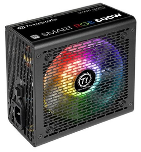 Блок питания Thermaltake Smart RGB [SPR-0500NHSAW] 500 Вт