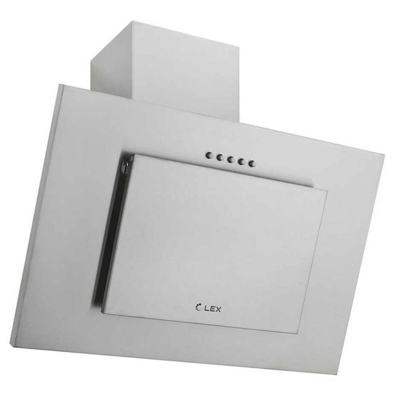 Вытяжка LEX Mini S 500 IX серебристый