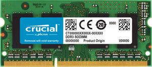 Оперативная память Crucial [CT51264BF186DJ] 4 Гб DDR3