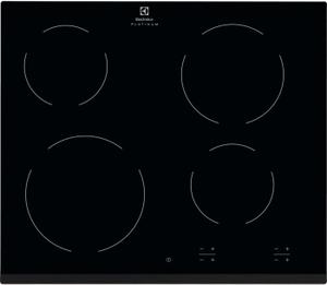 Электрическая варочная поверхность Electrolux EHF 96240 FK черный
