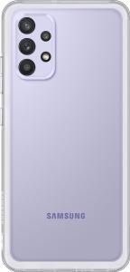 Чехол (клип-кейс) Samsung для Samsung Galaxy A32 Soft Clear Cover прозрачный (EF-QA325TTEGRU)