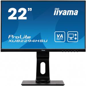 """Монитор Iiyama [XUB2294HSU-B1] 21,5"""" черный"""