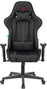 Кресло игровое Бюрократ VIKING ZOMBIE A4 черный