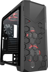 Корпус Formula V-LINE 6000-RGB без БП черный
