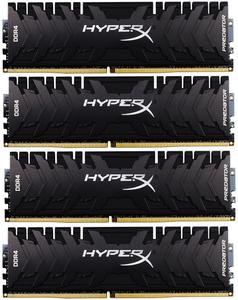 Оперативная память HyperX Predator [HX436C17PB3K4/64] 64 Гб DDR4