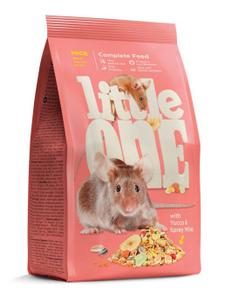 LITTLE ONE / Корм для мышей 400г ( 10 шт. в уп.)