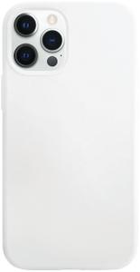 Чехол защитный «vlp» Silicone Сase для iPhone 12 ProMax, белый